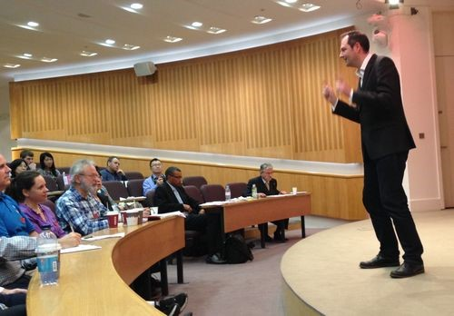 International Speech Contest Toastmasters UK South