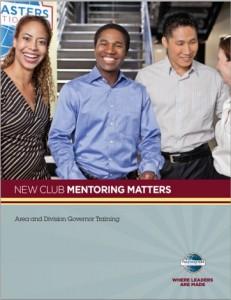 Club Mentoring