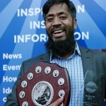 Hall of Fame Taz Miah Humorous Speech Champion 2014