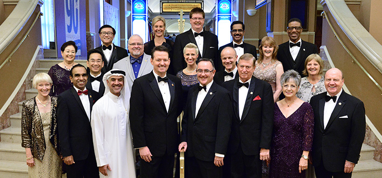 Toastmasters International Board of Directors 2015
