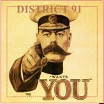 D91 Wants You