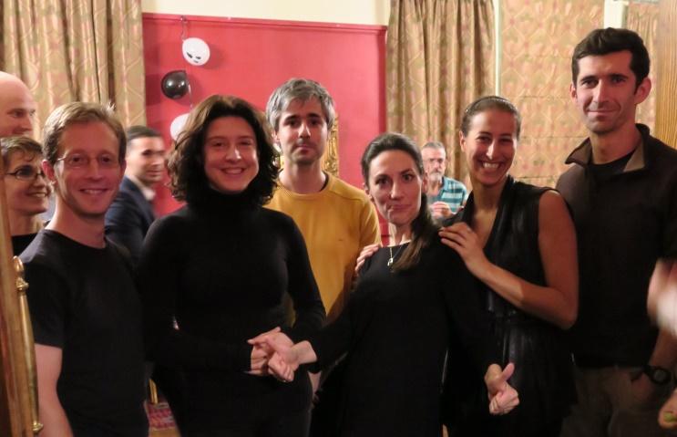 London Open Choir Oct 2015
