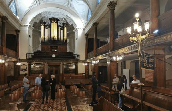 St Pauls Speakers
