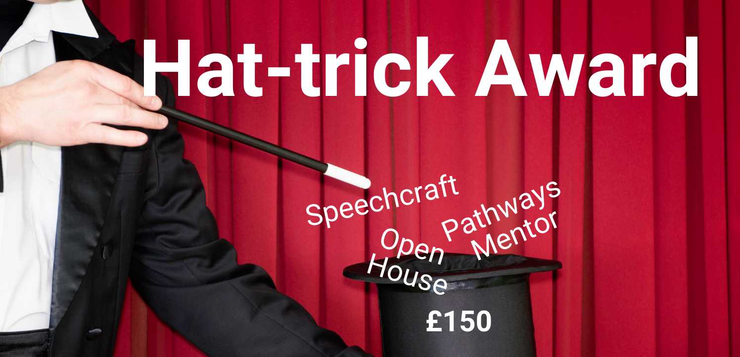 Hat-trick Award