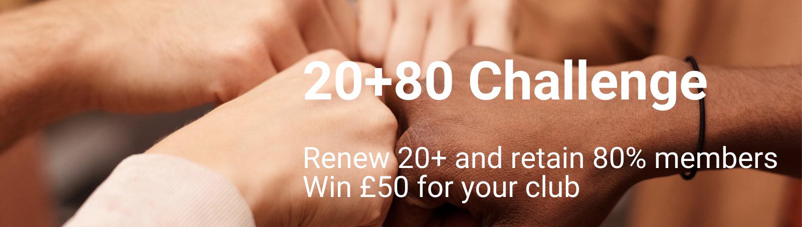 20+80 Challenge