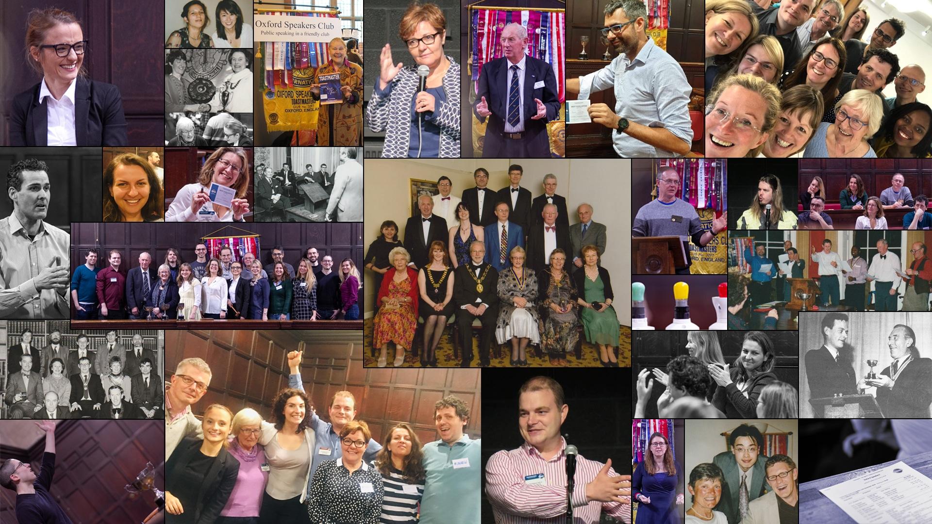 Oxford Speakers