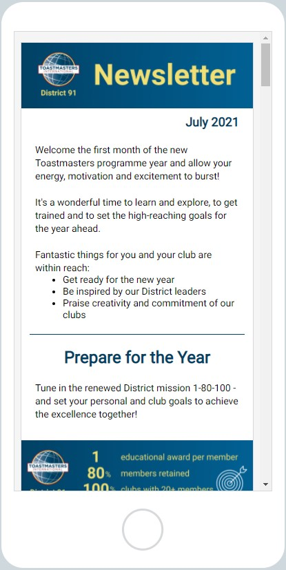 newsletter july preview